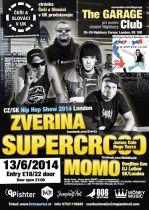 CZ/SK Hip Hop Show 2014 London