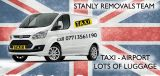 REMOVALS DELIVERIES & TAXI