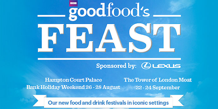 Festival BBC Good Food – Tower of London