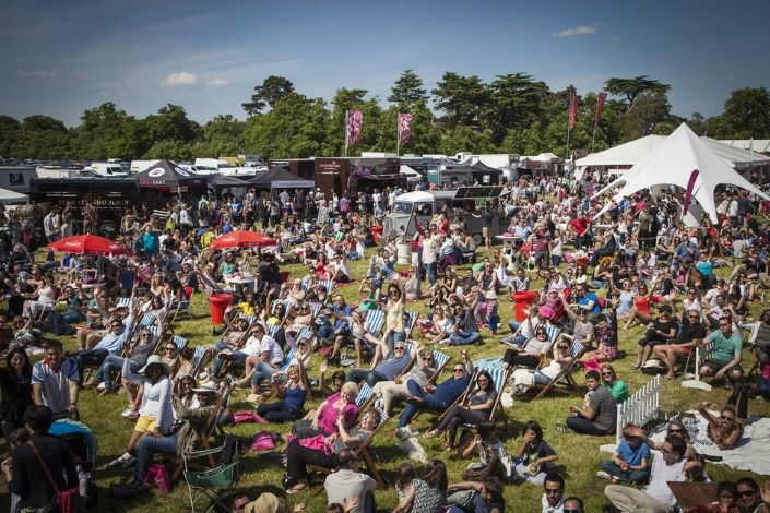 Foodies Festival – Blackheath