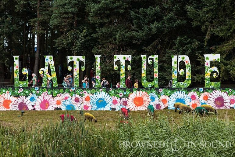 Latitude festival – Suffolk
