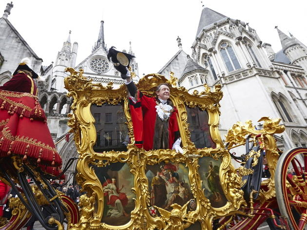 Lord Mayor's Show – Londýn