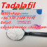 White Powder Tadalafiles CAS 171596-29-5 Steroid in Stock