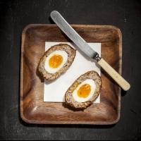 Súťaž vpríprave škótskeho vajíčka