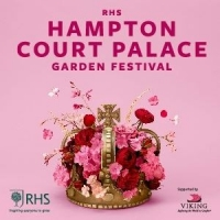 Záhradný festival RHS Hampton Court Palace