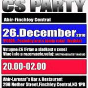 CS party - Ahir - Finchley Central 26.12
